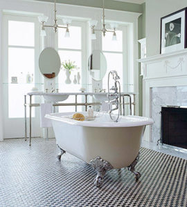 Łazienka po remoncie firmy Juwi Remont